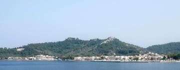 Пляжные отели в Тасосе