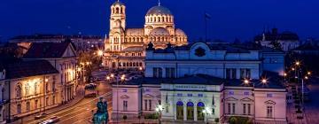 Отели в Софии