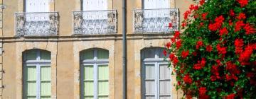 Hôtels à Fleurance