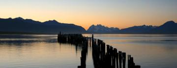 Hoteles en Puerto Natales