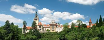 Hotels in Prŭhonice