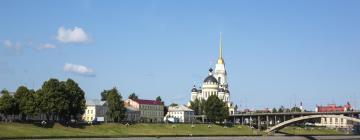 Hotels in Rybinsk