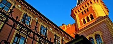 Hotels in Sombor