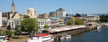 Hotels in Valdivia
