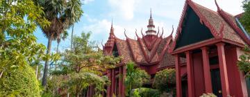 Hotels in Phnom Penh
