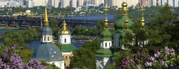 Hoteluri în Kiev