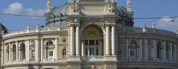 Hoteluri în Odessa