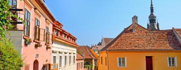 Hoteluri în Sighişoara