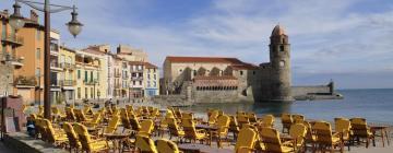 Hoteles en Collioure
