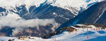 Hotels in Courchevel