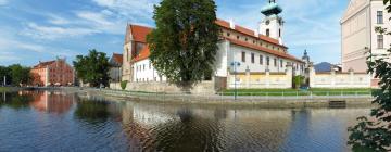 Hotely v Českých Budějovicích