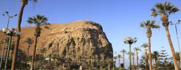 Hoteles en Arica