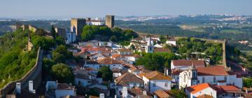 Hoteles en Óbidos