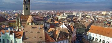 Hoteluri în Sibiu