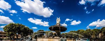 Hoteluri în Aix-en-Provence