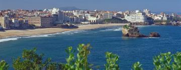 Apartments in Biarritz