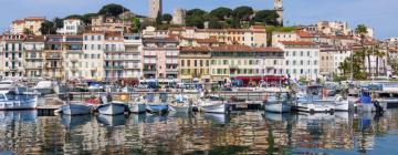 Hoteluri în Cannes