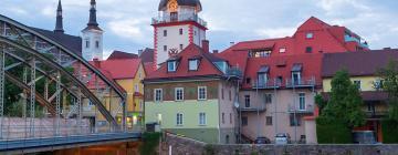 Hôtels à Leoben