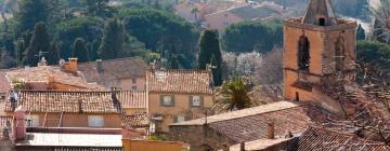 Hotels in Grimaud