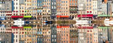 Hôtels à Honfleur