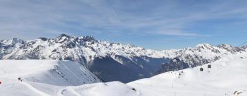Hôtels à L'Alpe-d'Huez