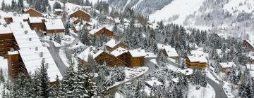 Hotels in Méribel