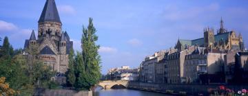 Hôtels à Metz
