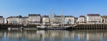 Hôtels à Nantes