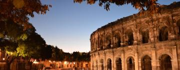 Hotels in Nîmes