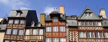 Hotelek Rennes-ben