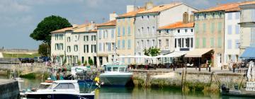 Accessible Hotels in Saint-Martin-de-Ré