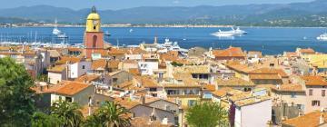 Hoteluri în Saint-Tropez