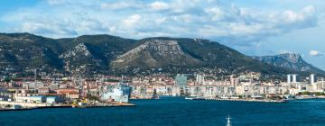 Hotels in Toulon