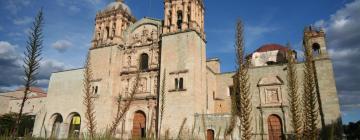 Hotels in Oaxaca City