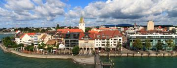 Hotels in Friedrichshafen