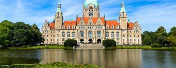 Hoteles en Hannover