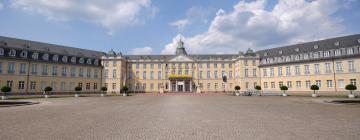 Ferienwohnungen in Karlsruhe