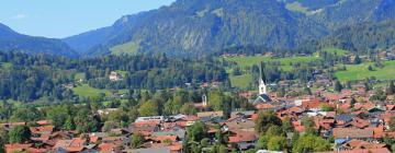 Hotels in Oberstdorf