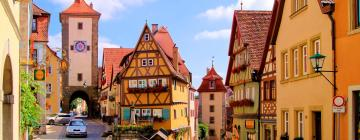 Hotels in Rothenburg ob der Tauber