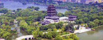 Hôtels à Jinan