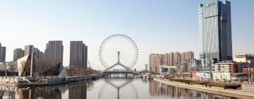 Hotels in Tianjin