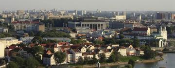 Отели в Минске