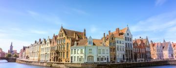 Hoteli v Brugge