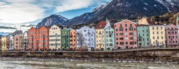 Hotels in Innsbruck