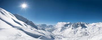 Hoteli v mestu Sankt Anton am Arlberg
