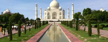 Spa Hotels in Agra