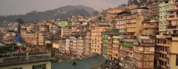 Hotels in Gangtok