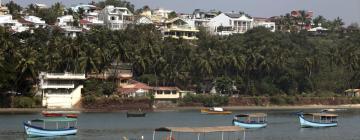 Hotéis em Panaji