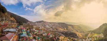 Luxury Tents in Shimla