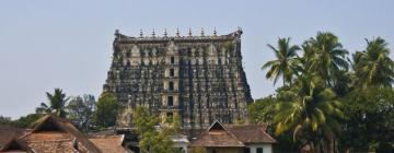 Отели в городе Тривандрам